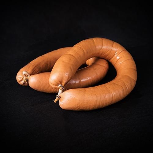 Westerwälder Fleischwurst im Ring